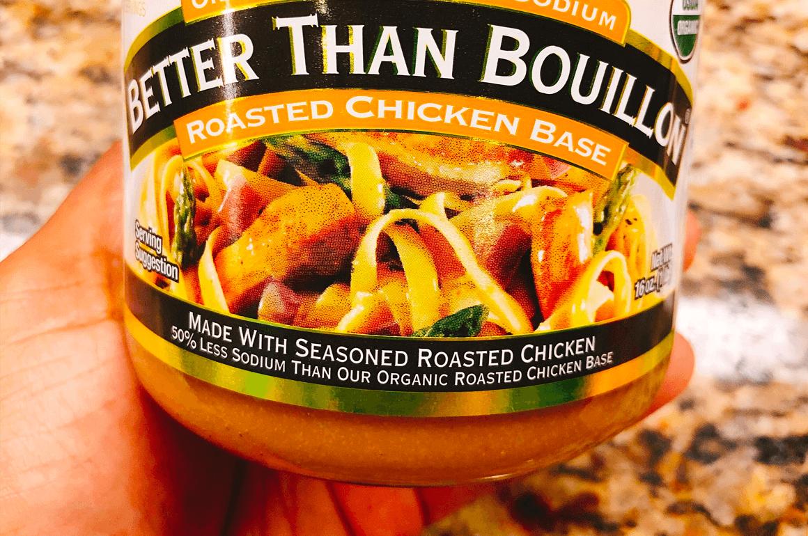 Almost Vegetarian White Bean Soup Ingredients-3