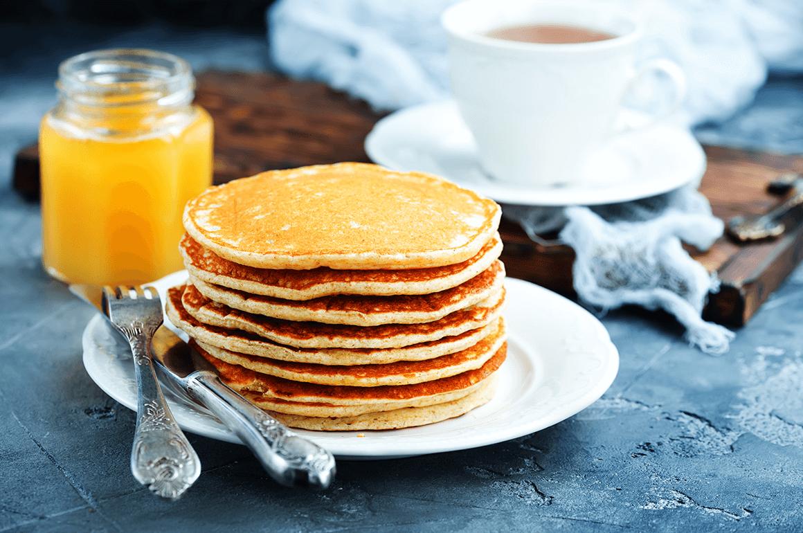 Quick & Yummy Pancakes