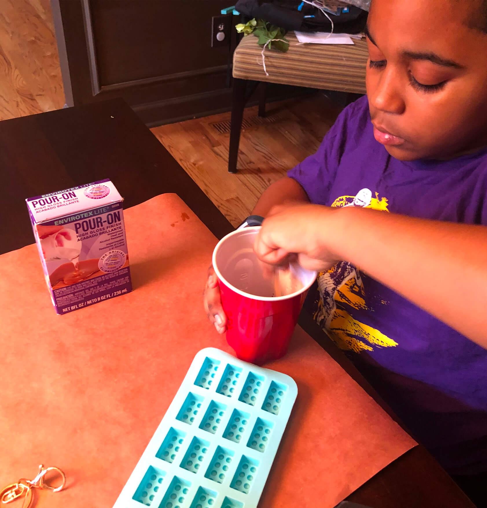 RL Making Lego Molds