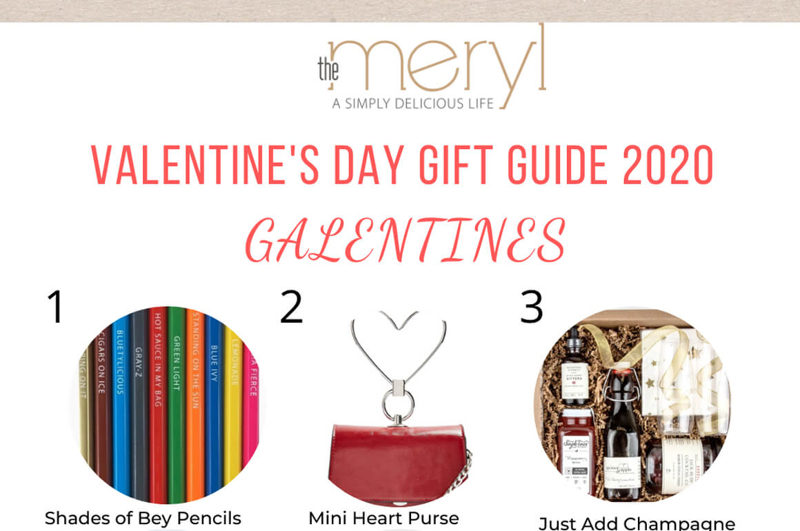 Valentine's Gift Guide for Galentines