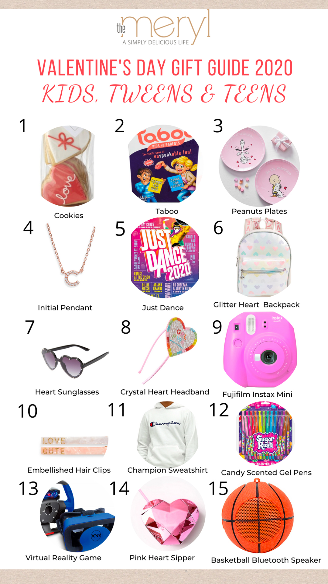 Valentine's Gift Guide for Kids