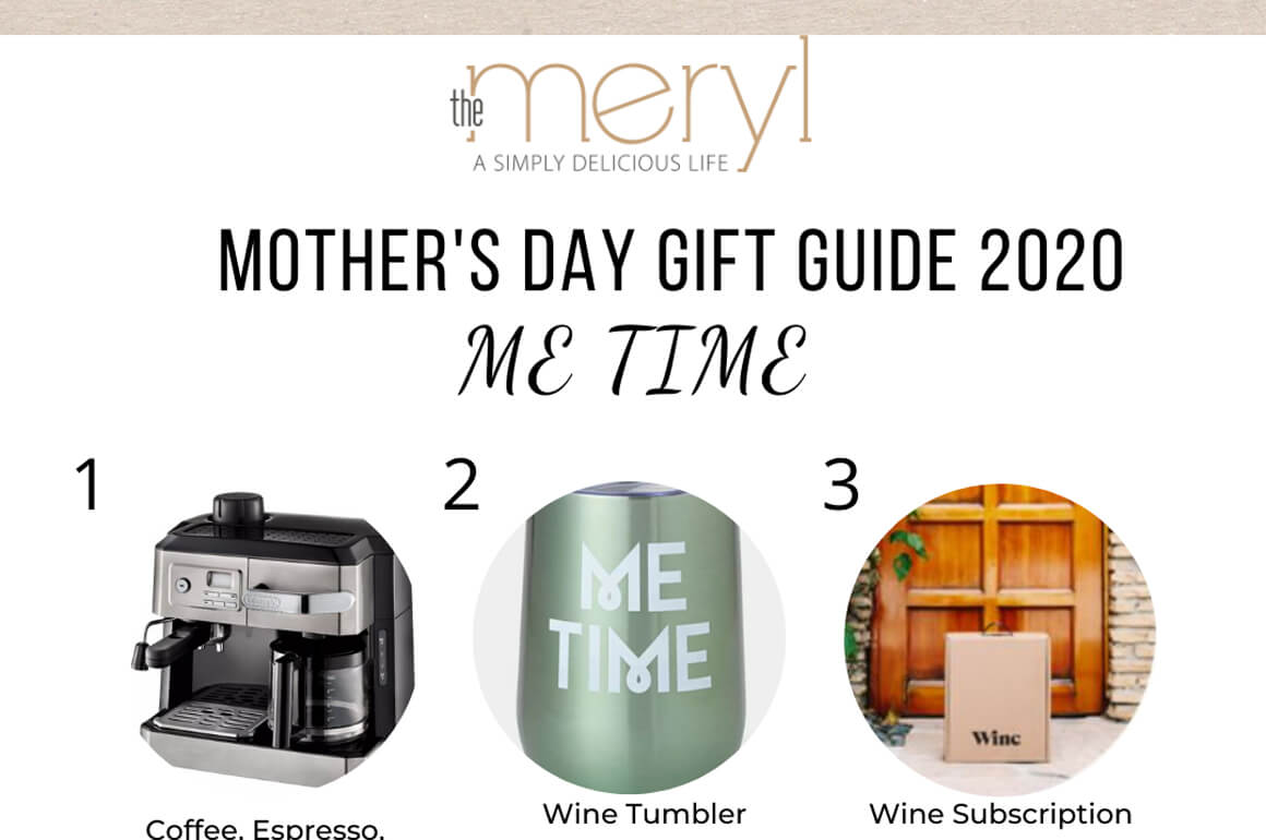 Mother's Day 2020 Gift Guide - Me Time