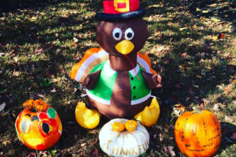 Thankful Pumpkins