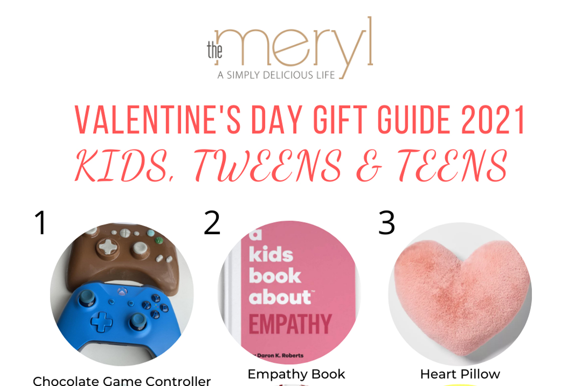 Valentine's Day Gift List 2021 – For Kids, Tweens & Tweens